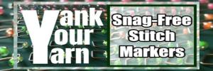 Yank Your Yarn Stitch Markers